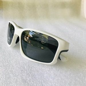Oakley Rectangular Polarized Sunglasses